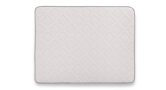 Theramedic Memory Foam Mattress with Latex (King Mattress Type, 6 in Mattress Thickness (in Inches), 72 x 72 in Mattress Size) by Urban Ladder