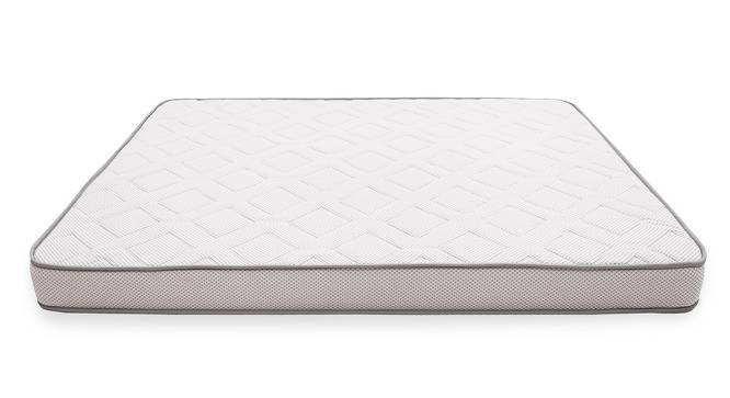 Theramedic Memory Foam Mattress with Latex (Queen Mattress Type, 78 x 60 in (Standard) Mattress Size, 6 in Mattress Thickness (in Inches)) by Urban Ladder