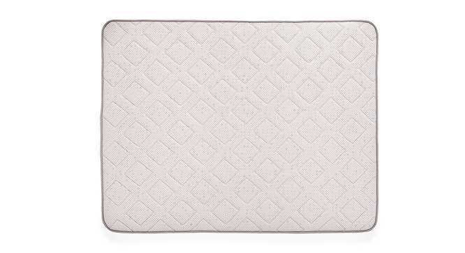 Theramedic Memory Foam Mattress with Latex (King Mattress Type, 8 in Mattress Thickness (in Inches), 72 x 72 in Mattress Size) by Urban Ladder
