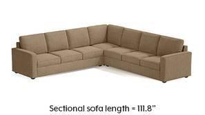 Apollo Corner Sofa (Safari Brown)