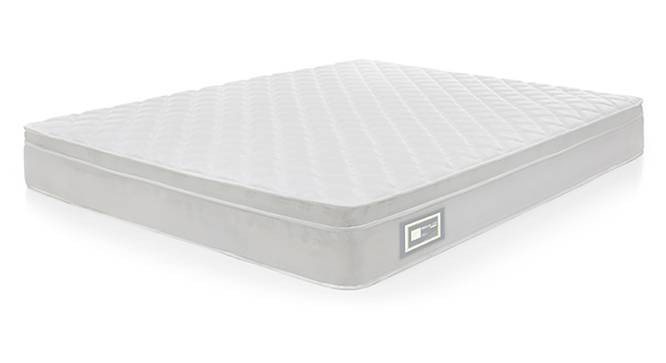 Dreamlite Bonnel Spring Mattress with Eurotop (King Mattress Type, 8 in Mattress Thickness (in Inches), 75 x 72 in Mattress Size) by Urban Ladder