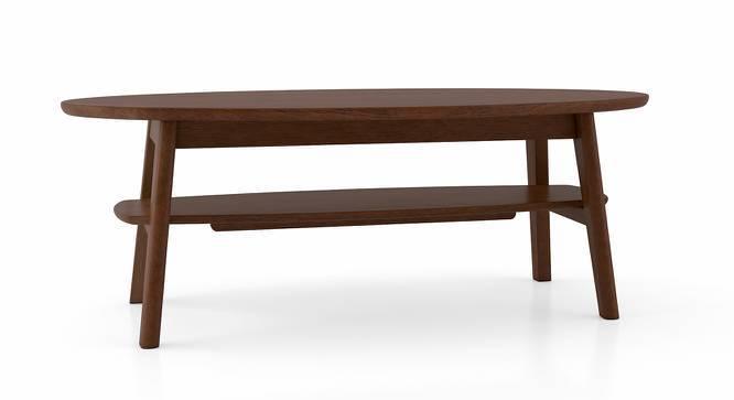 Colbert Coffee Table (Dark Walnut Finish) by Urban Ladder