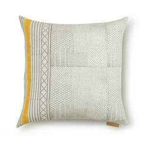 "Raina Cushion Cover - Set Of 2 (16"" X 16"" Cushion Size, Multi Colour) by Urban Ladder"