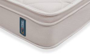 Cloud pocket spring mattress with mf eurotop 8in 00 lp