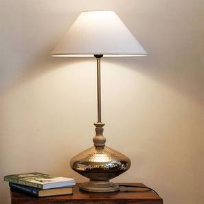 Cairo Table Lamp (Copper Finish) by Urban Ladder