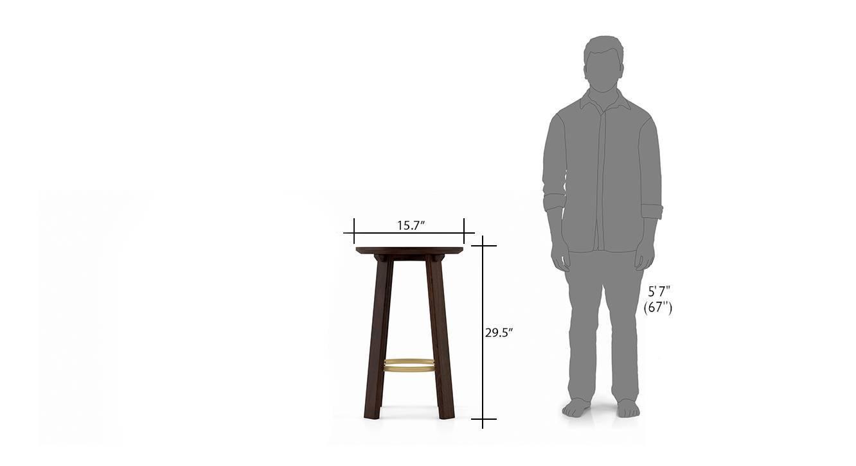 Orbis breakfast high stool 7