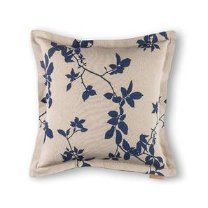 Botanical blueprint branch cushion cover lp