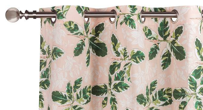 """Bloomingdale Door Curtains - Set Of 2 (54"""" x 108"""" Curtain Size, Decora) by Urban Ladder"""