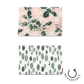 Bloomingdale Table Mats - Set Of 6 (Decora & Calathea Pattern) by Urban Ladder