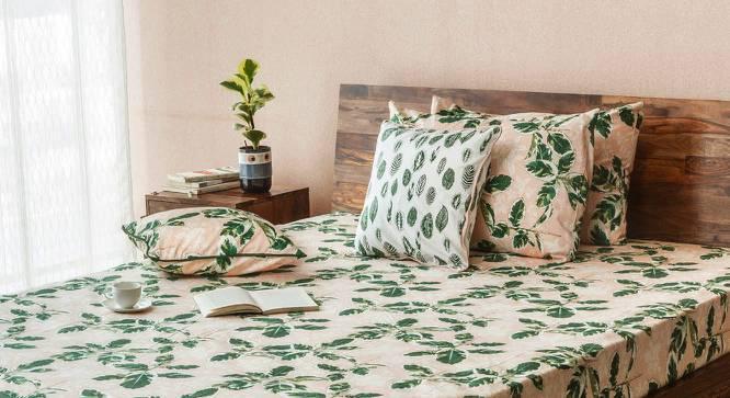 Bloomingdale Bedsheet Set (Double Size, Decora Pattern) by Urban Ladder
