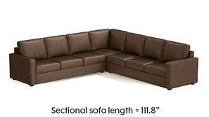 Apollo Corner Sofa (Mocha)