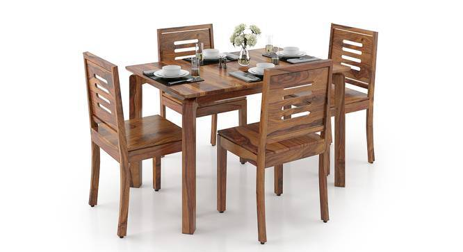 Catria Capra 4 Seater Dining Table, Urban Dining Room Sets