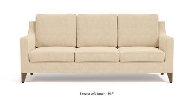 Abbey Sofa (Birch Beige) (2-seater Custom Set - Sofas, None Standard Set - Sofas, Fabric Sofa Material, Regular Sofa Size, Regular Sofa Type, Birch Beige)