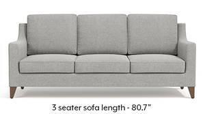 Abbey Sofa (Vapour Grey)