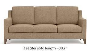 Abbey Sofa Safari Brown