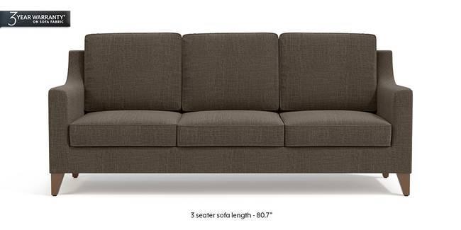 Abbey Sofa (Pine Brown) (2-seater Custom Set - Sofas, None Standard Set - Sofas, Fabric Sofa Material, Regular Sofa Size, Regular Sofa Type, Pine Brown)
