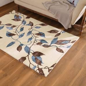"Anahita Hand Tufted Carpet (36"" x 60"" Carpet Size) by Urban Ladder"