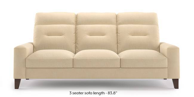 Siena Sofa (Birch Beige) (2-seater Custom Set - Sofas, None Standard Set - Sofas, Fabric Sofa Material, Regular Sofa Size, Regular Sofa Type, Birch Beige)