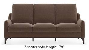 Norden Sofa (Daschund Brown)