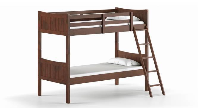 Corfu Bunk Bed (Dark Walnut Finish) by Urban Ladder