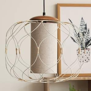 Marsa Hanging Lamp (Natural Finish) by Urban Ladder