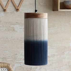 Upington Hanging Lamp (Natural Finish) by Urban Ladder