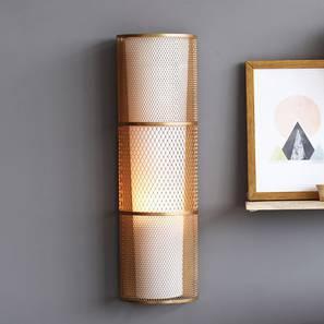 Kano Wall Lamp (Gold Finish) by Urban Ladder