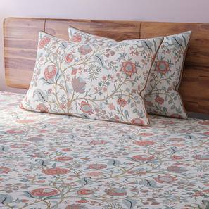 Calico blue bedsheet lp
