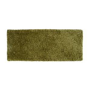 "Linton Shaggy Rug (Olive Green, 24"" x 60"" Carpet Size) by Urban Ladder"