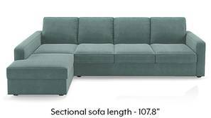 Apollo Sectional Sofa Fabric Check 26 Amazing Designs Rh Urbanladder Com