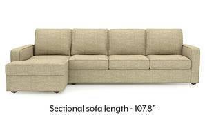 Apollo Sectional Sofa (Birch Beige)