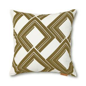 Moroccan Maze Cushion Cover - Set Of 2 (Diamond Pattern) by Urban Ladder