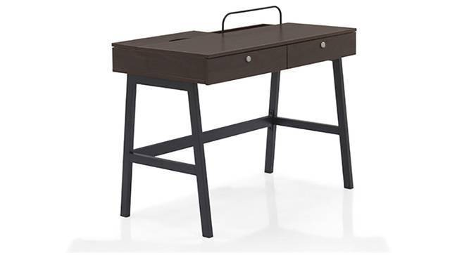 Terry - Ray Study Set (Wenge Finish, Black) by Urban Ladder