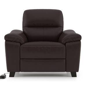 Teramo One Seater Recliner (Brown) by Urban Ladder