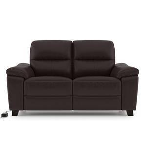Teramo Two Seater Recliner (Brown) by Urban Ladder