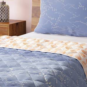 Skyscape Quilt (Single Size, Multi Colour) by Urban Ladder