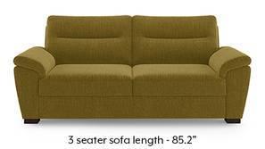 Adelaide Sofa (Olive Green)