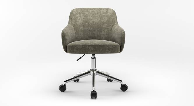 Ferriss Study Chair (Grey) by Urban Ladder