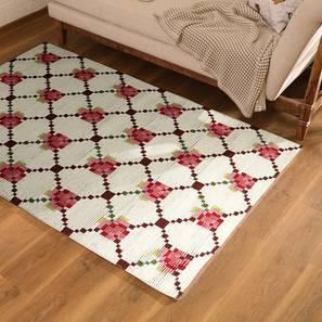 "Rosetta Carpet (36"" x 60"" Carpet Size) by Urban Ladder"