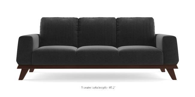 Granada Sofa (Pebble Grey) (1-seater Custom Set - Sofas, None Standard Set - Sofas, Fabric Sofa Material, Regular Sofa Size, Regular Sofa Type, Pebble Grey)