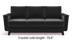 Corby Sofa (Pebble Grey)