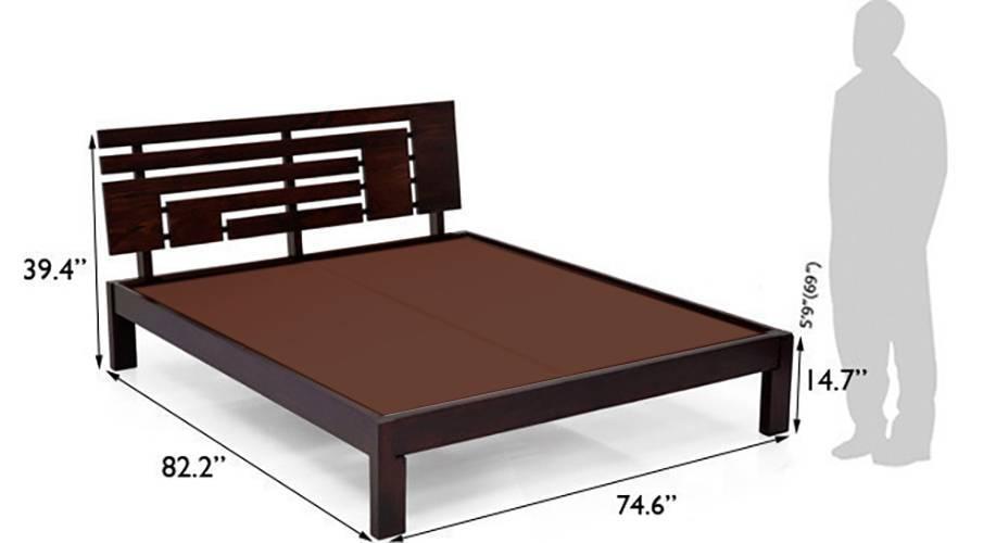 Stockholm bed 21