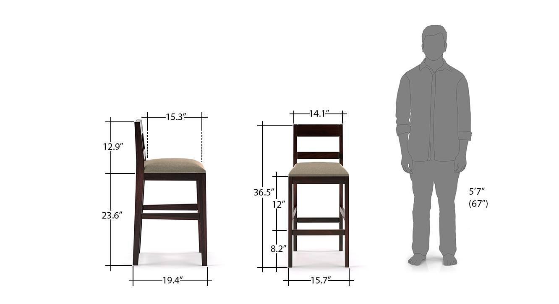 Swinson bar stool 21
