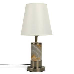Malta Table Lamp (Brass) by Urban Ladder