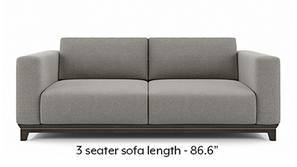 Taarkashi Sofa (Gainsboro Grey)