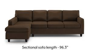 Walton Sectional Sofa (Desert Brown)