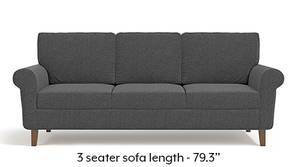 Oxford Sofa (Steel Grey)