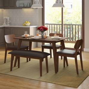 Lawson Dining Bench (Small Size) by Urban Ladder