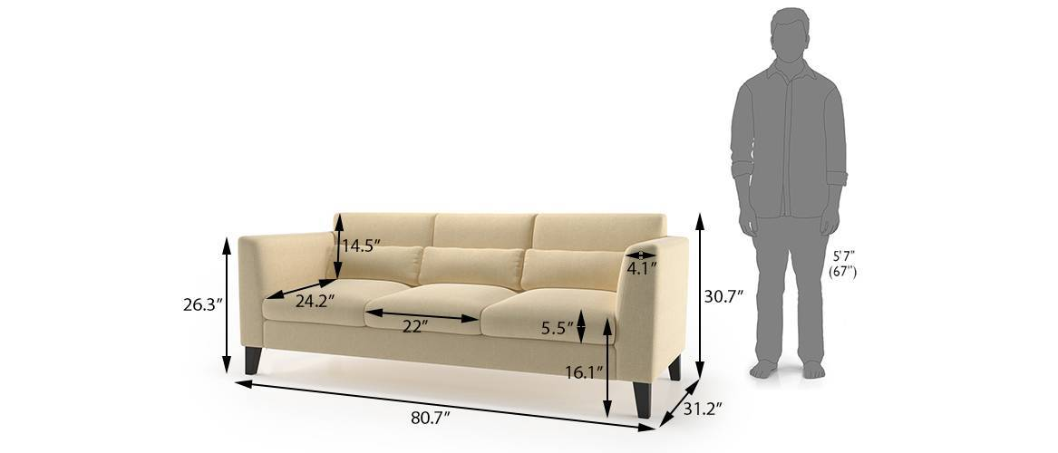 Lewis Sofa Urban Ladder