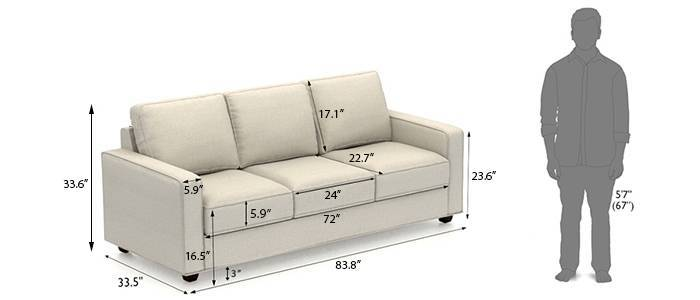 Apollo Sofa Set Urban Ladder